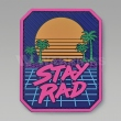 MSM STAY RAD PVC パッチ