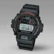 CASIO  G SHOCK DW-6900-1V