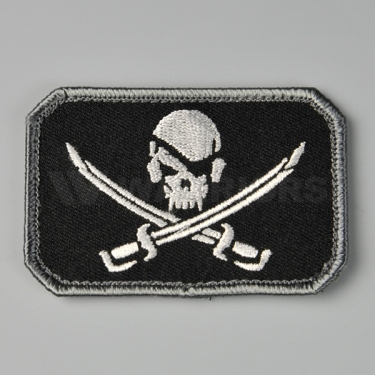 MSM PirateSkull Flag パッチ
