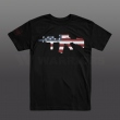 RAA Born On The 4th Of July Tシャツ